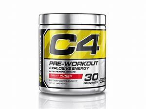 Cellucor C4 Pre Workout Supplement  Creatine Nitrate  Nitric Oxide  Beta Alanine  U0026 Energy  30