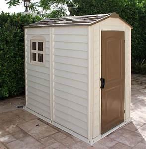 Abri De Jardin En Pvc : abri de jardin en pvc duramax woodstyle 2m ~ Edinachiropracticcenter.com Idées de Décoration