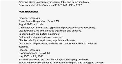 search results for sound technician resume sles