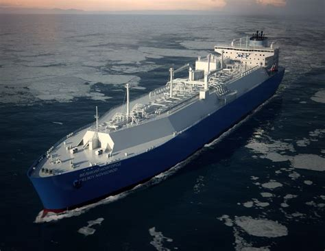 Sovcomflot Christens First Vessel in Series of Ice Class ...