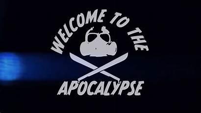 Apocalypse Welcome