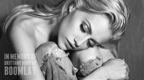 brittany murphy youtube brittany murphy boomlay unreleased song youtube