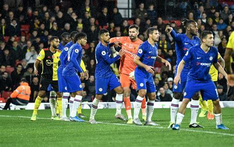 Watford v Chelsea, 02 Nov 2019 - Junior Hornets