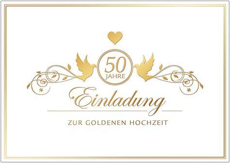 einladungskarten goldene hochzeit einladungskarten