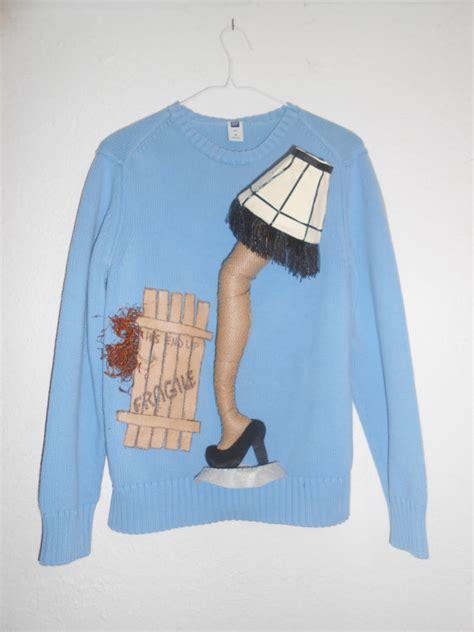 diy story leg l sweater 5 best diy sweaters glam york