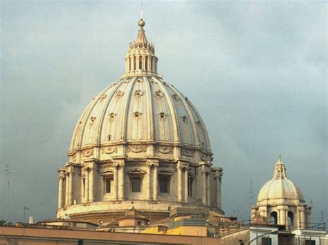 Quanto è Alta La Cupola Di San Pietro by San Pietro Laboratorio Roma