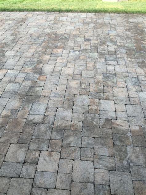 bad paver sealer jobs paver cleaning sealing dayton
