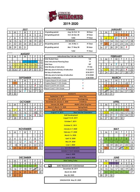 onalaska independent school district calendar