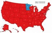 1984 Election | Reagan vs. Mondale - EPrimed