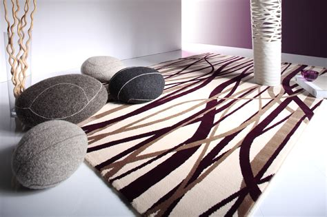 Tapis Pas Cher Design Et Contemporain Grand Tapis Salon