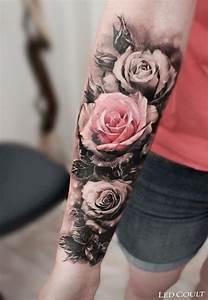 Rosen Tattoo Klein : q tattoo vorlagen tatuagem tatuagem feminina und tatuagem rosa ~ Frokenaadalensverden.com Haus und Dekorationen