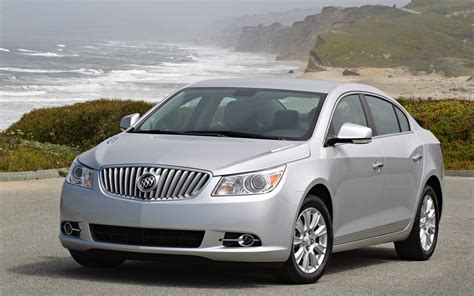 How Much Is A Buick Lacrosse 2012 by Buick Lacrosse 2012 Widescreen Car Image 22 Of 62
