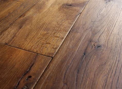 reclaimed oak wide planks mediterranean