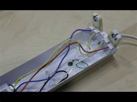 Starled Ballast Bypass Instruction For Led