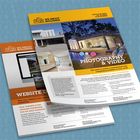 sales sheet printing sale sheets design