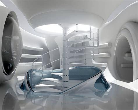Futuristic Interior Design by Interior Future Future Architecture Futuristic