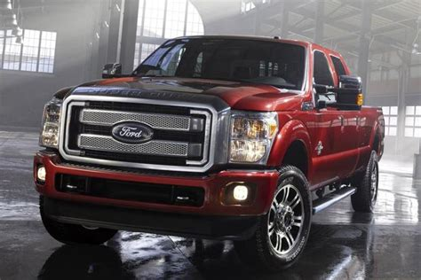 big  robust ford   solid work horse
