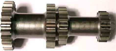 Mini Gear Straight Cut Laygear 4 Syncromesh