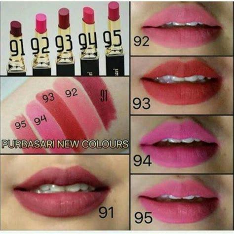 Harga Lipstik Purbasari Asli jual lipstik matte purbasari baru produk alat makeup