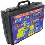 snap circuits light snap circuits 750 in 1 with pc interface by xump