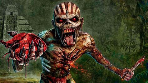 Iron Maiden's Eddie ruled too scary for Lithuanian ...