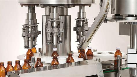 multi head ropp screw capping machinery glass bottle sealer bouteilles verre machine de