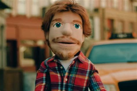 New Video Ed Sheeran  'happier'  That Grape Juice