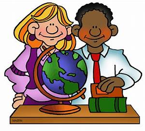 Two Teachers Clipart