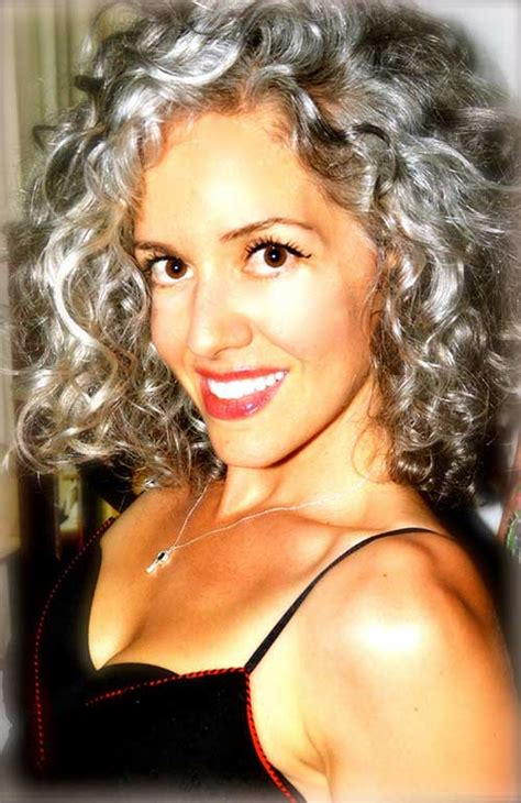 Hair Curly Hairstyles by 20 New Gray Curly Hair Hairstyles And Haircuts Lovely