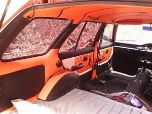 Mazda Vantrend Interior