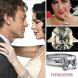 most memorable celebrity engagement rings of all times