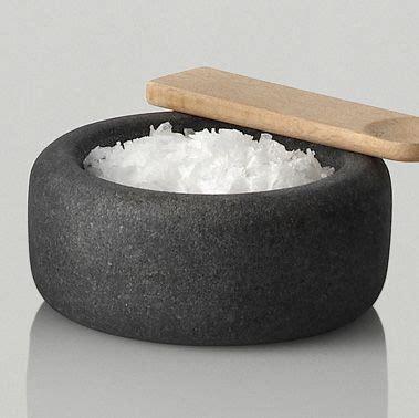 Granite Kitchen Utensils by Muuto One Salt Pepper Granite Salt Cellar Kitchen