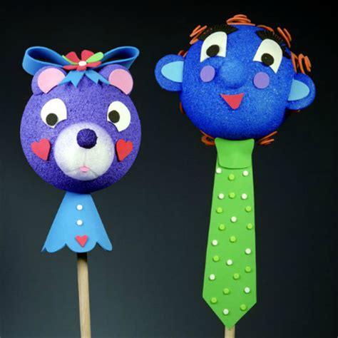 simple puppet crafts  kids  preschoolers styles