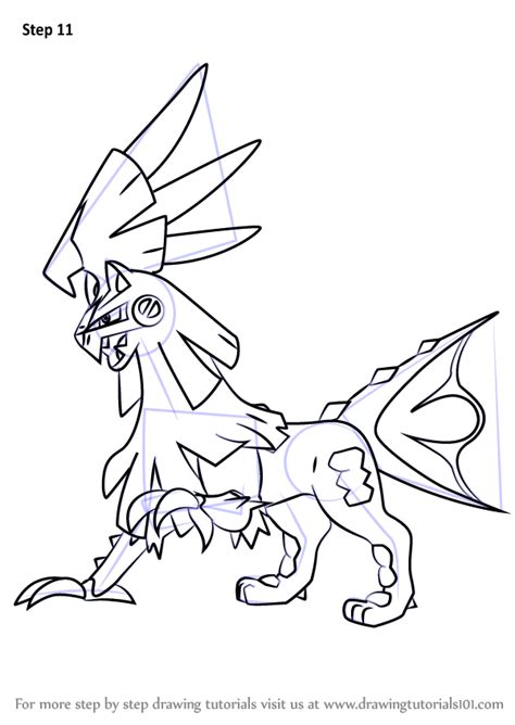 learn   draw silvally  pokemon sun  moon