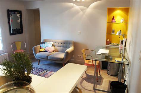 exemple peinture cuisine studio étudiant germain des près christiansen design