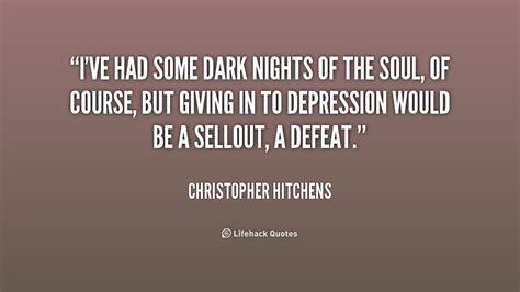 dark night   soul quotes quotesgram