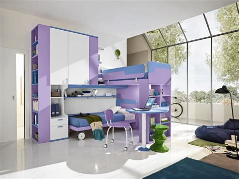 amenagement chambre ado amenagement lit mezzanine fashion designs