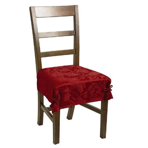 damask dining chair covers set of 2 tree