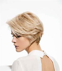 Coupe Femme Tendance 2016 : coiffure courte tendance printemps 2016 ~ Voncanada.com Idées de Décoration