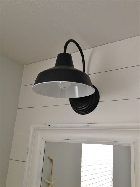 barn light wall sconce warisan
