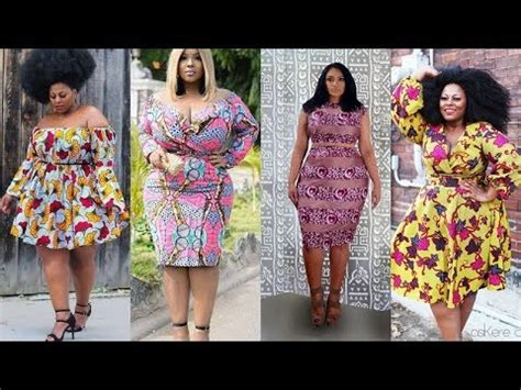 african attire dresses   size ladies trendy