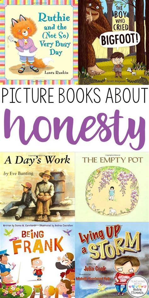 teaching honesty   classroom preschool books kids