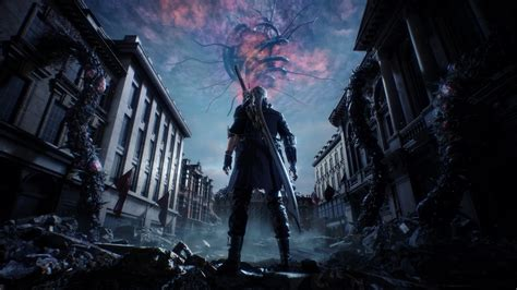 Devil May Cry 5 Will Weave Its Way To Gamescom 2018 Push