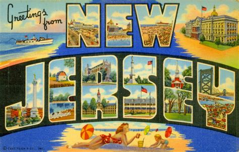 Of New Jersey by New Jersey Facts