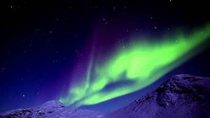 Magic Northern Lights Of Greenland