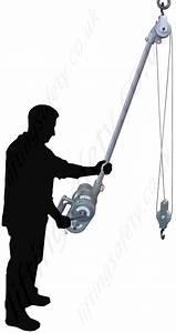 Liftingsafety  U0026quot Tube Hoist U0026quot  Low Headroom Wire Rope Lifting