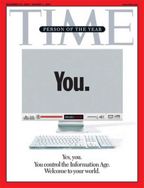 Time Magazine 2006 Person Of The Year Resume megan mutchelknaus