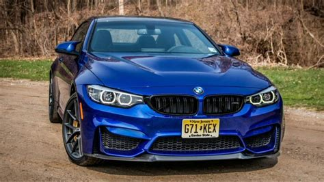 Review Bmw M4 Coupe by 2019 Bmw M4 Cs Coupe Review