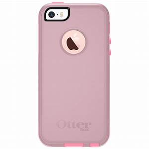 OtterBox Commuter iPhone 5 / 5S / SE Case Bubblegum Way ...
