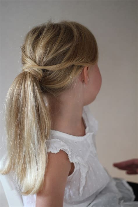 Kid Ponytail Hairstyles by Because They Re Worth It Hair Guide For Hair